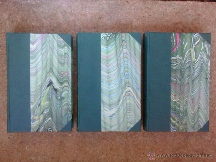 Libros antiguos: 3 volúmenes de Oeuvres completes de Buffon (1819) / Comte de Lacepède. Rara edición.. - Foto 5 - 47112943