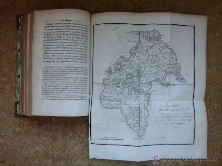 Libros antiguos: 3 volúmenes de Oeuvres completes de Buffon (1819) / Comte de Lacepède. Rara edición.. - Foto 15 - 47112943