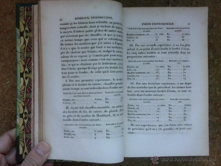 Libros antiguos: 3 volúmenes de Oeuvres completes de Buffon (1819) / Comte de Lacepède. Rara edición.. - Foto 21 - 47112943