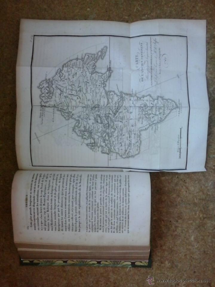 Libros antiguos: 3 volúmenes de Oeuvres completes de Buffon (1819) / Comte de Lacepède. Rara edición.. - Foto 26 - 47112943