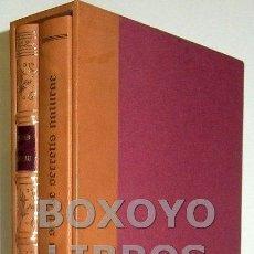 Libros antiguos: ULSTADIO, PHILIPPO. COELUM PHILOSOPHORUM SEU DE SECRETIS NATURAE [EL CIELO DE LOS FILÓSOFOS]. Lote 46885315