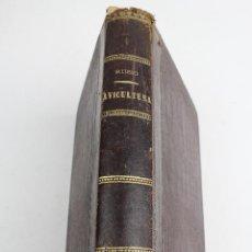 Libros antiguos - L- 890. AVICULTURA INDUSTRIAL. JUAN RUBIO M. Y VILLANUEVA. LIBRERIA F. PUIG. BARCELONA 1911 - 47144446