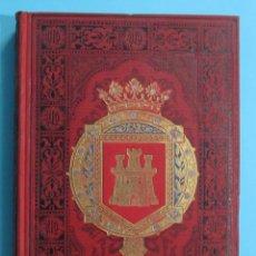 Libros antiguos: CASTILLA LA NUEVA. MADRID. TOMO I. POR JOSE Mª QUADRADO Y VICENTE DE LA FUENTE. ED. D. CORTEZO, 1885. Lote 47548839