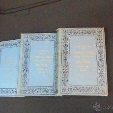 Libros antiguos: LO GAYTER DEL LLOBREGAT - POESIAS CATALANAS - JOAQUIN RUBIÒ Y ORS - EDI POLIGLOTA - 1.888 - 3 TOMOS.. Lote 47177863