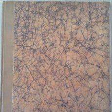 Libros antiguos: LIBRO MECANOGRAFIADO ORIGINAL FIRMADO POR ELVIRA KLAEBISCH EN 1926 EJEMPLAR ÚNICO . Lote 47200086