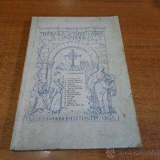 Libros antiguos: BATALLA Y SANTUARIO DE COVADONGA. TRADICION, MONUMETO, HISTORIA.. Lote 47247856
