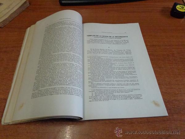 Libros antiguos: BATALLA Y SANTUARIO DE COVADONGA. TRADICION, MONUMETO, HISTORIA. - Foto 5 - 47247856