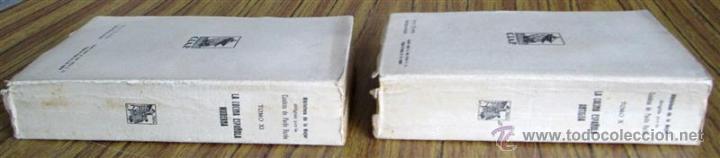 Libros antiguos: 2 libros - La Cocina Española Antigua y cocina española moderna -- Por Condesa de Pardo Bazan 1900 - Foto 3 - 47351822
