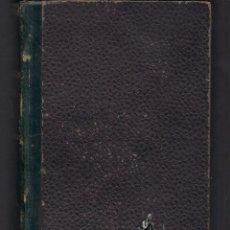 Libros antiguos: LA FAMILIA DE LEÓN ROCH TOMO 1 - 2 - BENITO PÉREZ GALDÓS - CON SELLO PERSONAL DEL AUTOR / EX LIBRIS. Lote 47381446