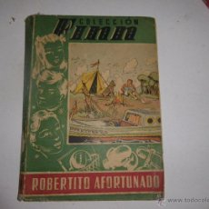 Libros antiguos: ROBERTITO AFORTUNADO COLECCION FINN MUY ANTIGUO. Lote 47430529
