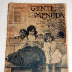 Libros antiguos: GENTE MENUDA. Lote 47447105