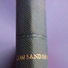 Livros antigos: CON SANDINO EN NICARAGUA,RAMON DE BELAUSTEGIGOITIA,ESPASA CALPE 1934.1ª EDICIÓN. Lote 47468769