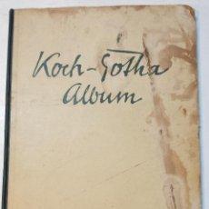 Libros antiguos: KOCH GOTHA ALBUM. LIBRO GRAN FORMATO DE HUMOR ILUSTRADO. EN ALEMAN, AÑO 1914. Lote 47484330
