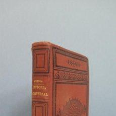 Libros antiguos: 1879.- COMPENDIO DE HISTORIA UNIVERSAL. JUAN ORTEGA. Lote 47486929