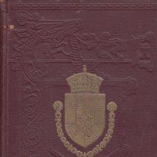 Libros antiguos: HISTORIA DEL REINADO DE ALFONSO XIII MELCHOR FERNÁNDEZ ALMAGRO MONTANER Y SIMÓN 1934 FOTOGRAFÍAS . Lote 47494824