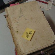 Libros antiguos: ENCICLOPEDIA MODERNA DICCIONARIO UNIVERSAL DE LITERATURA CIENCIAS ARTE AGRICULTURA INDUSTRIA. Lote 47519404