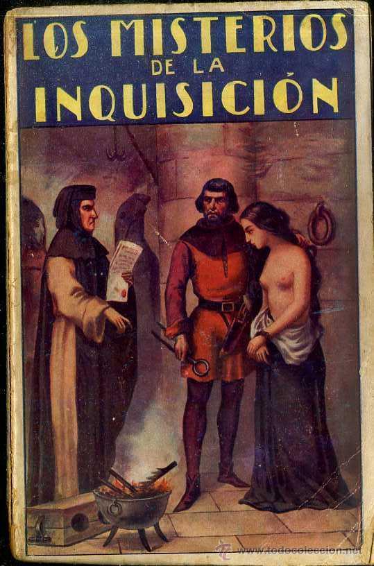 FEREAL : LOS MISTERIOS DE LA INQUISICIÓN (MAUCCI, C. 1910) (Libros Antiguos, Raros y Curiosos - Historia - Otros)