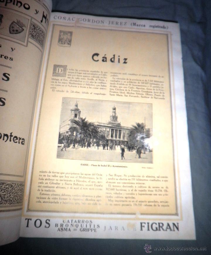 Libros antiguos: ESPAÑA EN LA MANO GUIA ILUSTRADA - AÑO 1928 - MONUMENTAL OBRA ILUSTRADA. - Foto 5 - 47666065