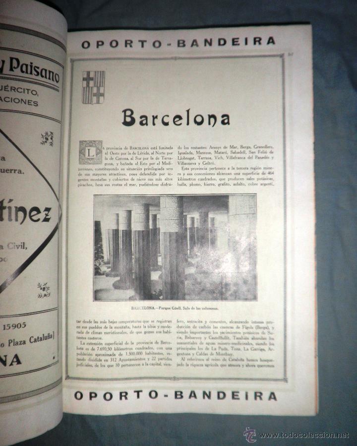 Libros antiguos: ESPAÑA EN LA MANO GUIA ILUSTRADA - AÑO 1928 - MONUMENTAL OBRA ILUSTRADA. - Foto 10 - 47666065