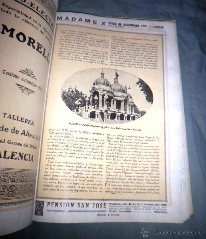 Libros antiguos: ESPAÑA EN LA MANO GUIA ILUSTRADA - AÑO 1928 - MONUMENTAL OBRA ILUSTRADA. - Foto 14 - 47666065