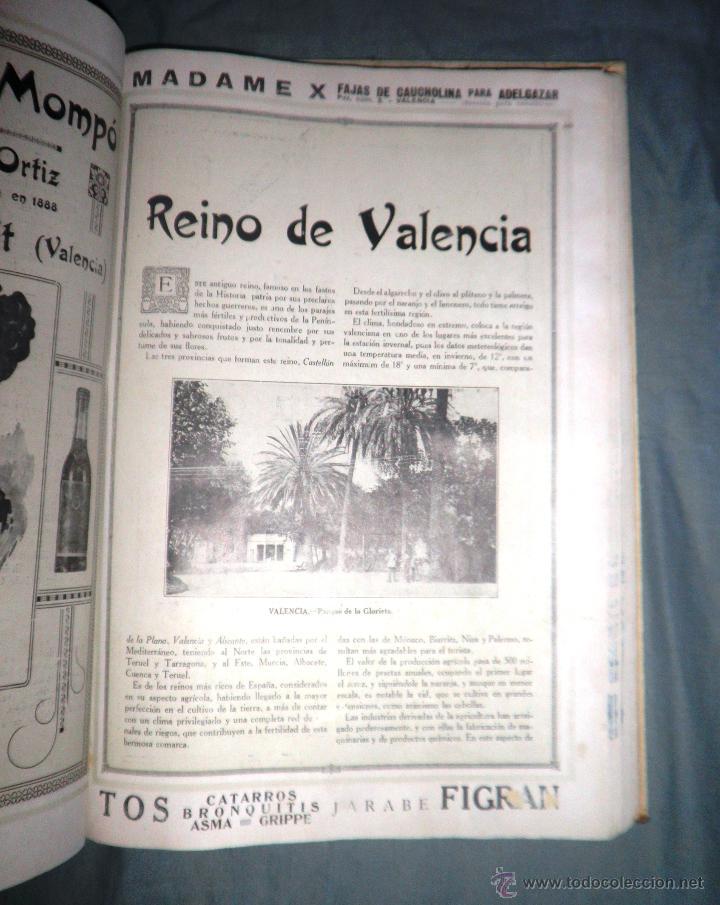 Libros antiguos: ESPAÑA EN LA MANO GUIA ILUSTRADA - AÑO 1928 - MONUMENTAL OBRA ILUSTRADA. - Foto 16 - 47666065