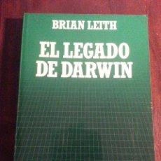 Libros antiguos: EL LEGADO DE DARWIN.- BRIAN LEITH. Lote 47696180