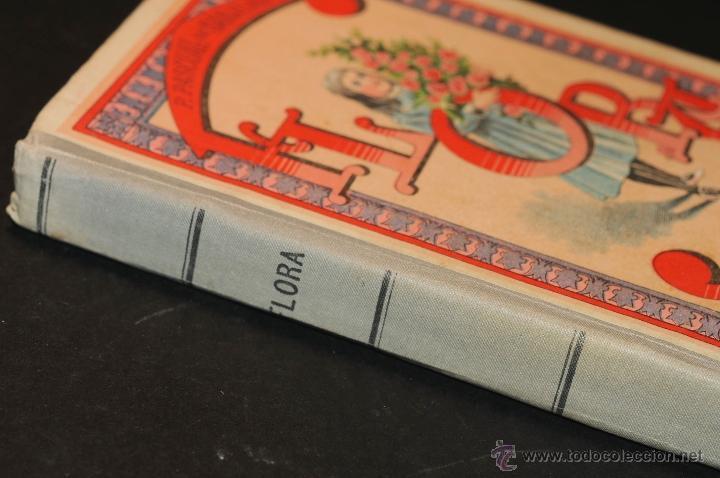 Libros antiguos: FLORA LA EDUCACION DE UNA NIÑA PILAR PASCUAL DE SANJUAN AÑO 1898 - Foto 7 - 47697602