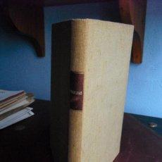Libros antiguos: 1924 VIAS DE COMUNICACION CARRETERAS. Lote 47716376