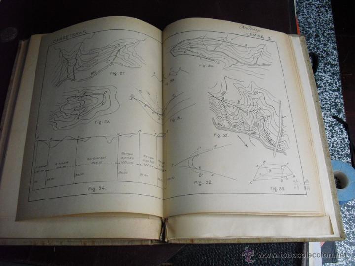 Libros antiguos: 1924 VIAS DE COMUNICACION CARRETERAS - Foto 3 - 47716376