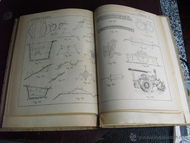 Libros antiguos: 1924 VIAS DE COMUNICACION CARRETERAS - Foto 5 - 47716376