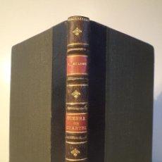Alte Bücher - GUERRA SIN CUARTEL (Guerras Carlistas). SUÁREZ BRAVO, Ceferino. s/f. Muy raro. - 47819427