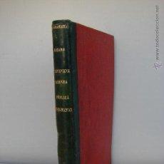 Libros antiguos: COMPENDIO DE HACIENDA PUBLICA. FERNANDO LOZANO Y MONTES. 1895. Lote 47880560