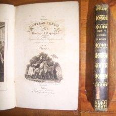 Libros antiguos: CLAVIÉRE. NOUVEAU PRÉCIS DE L'HISTOIRE D'ESPAGNE : DEPUIS LES TEMPS LES PLUS RECULÉS JUSQU' A NOS.... Lote 47903222