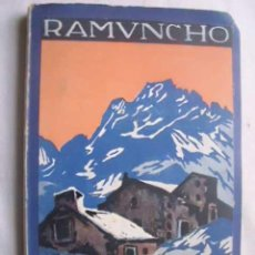 Libros antiguos: RAMUNCHO. LOTI, PIERRE. . Lote 47930305