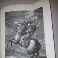 Old books - Mi claustro, por Sor Adela, seudónimo de Fernando Patxot y Ferrer, 1856, Napoleón, bellos grabados - 47934526