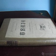 Libros antiguos: 1886 MONOGRAFIA HISTORICA E ICONOGRAFICA DEL TRAJE JOSÉ PUIGGARI. Lote 47939802