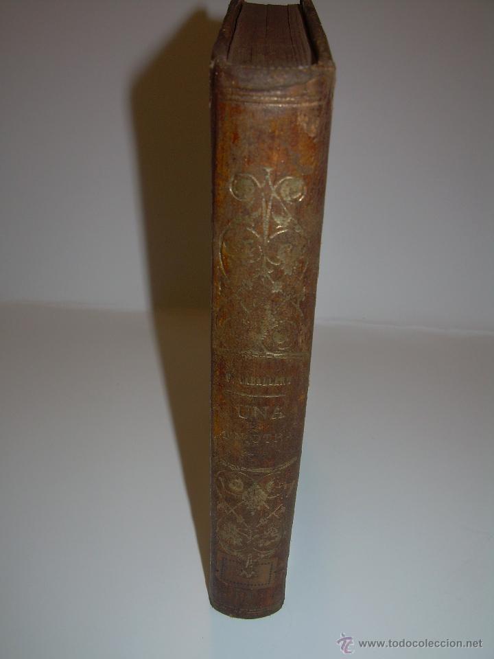 Libros antiguos: LIBRO TAPAS DE PIEL.....UNA EN OTRA....FENAN CABALLERO.....AÑO..1.902 - Foto 3 - 48005487