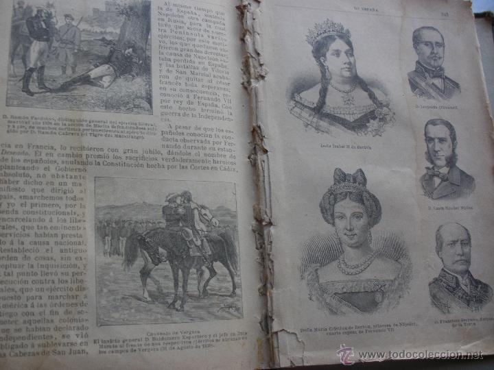 Libros antiguos: BIBLIOTECA PERLA. HISTORIA CRITICA DE ESPAÑA. MANUEL RODRIGUEZ NAVAS. 1899 SATURNINO CALLEJA - Foto 6 - 48015021