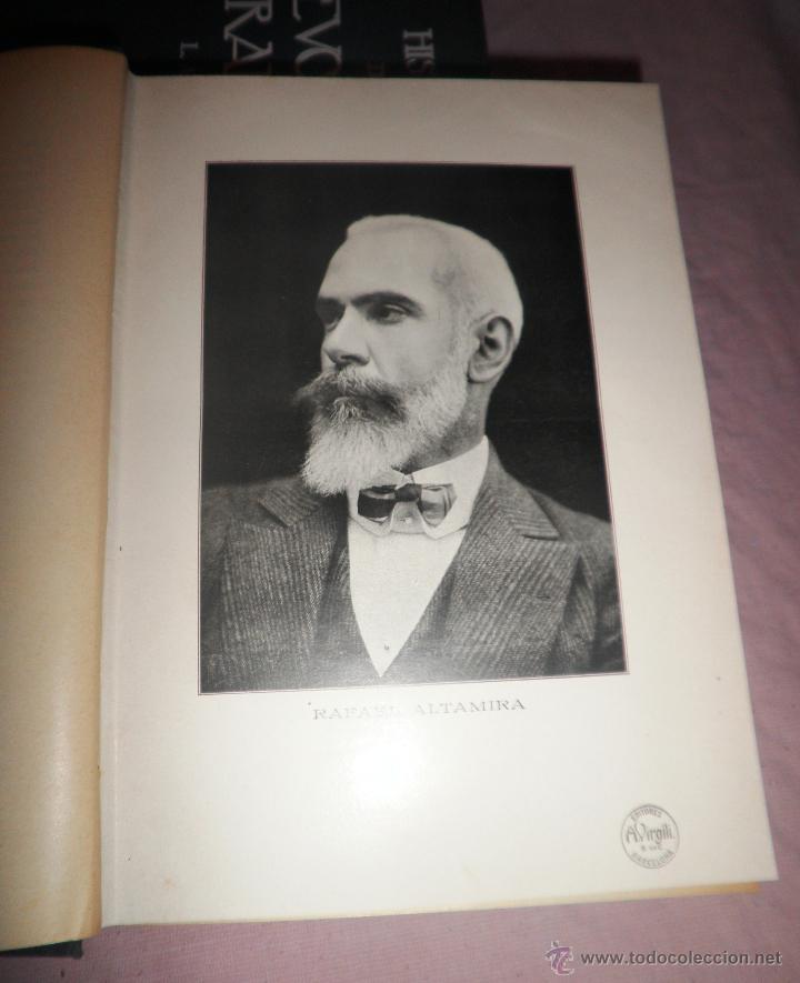 Libros antiguos: HISTORIA DE LA REVOLUCION FRANCESA - THIERS - AÑO 1928 - BELLAS LAMINAS. - Foto 5 - 48055604