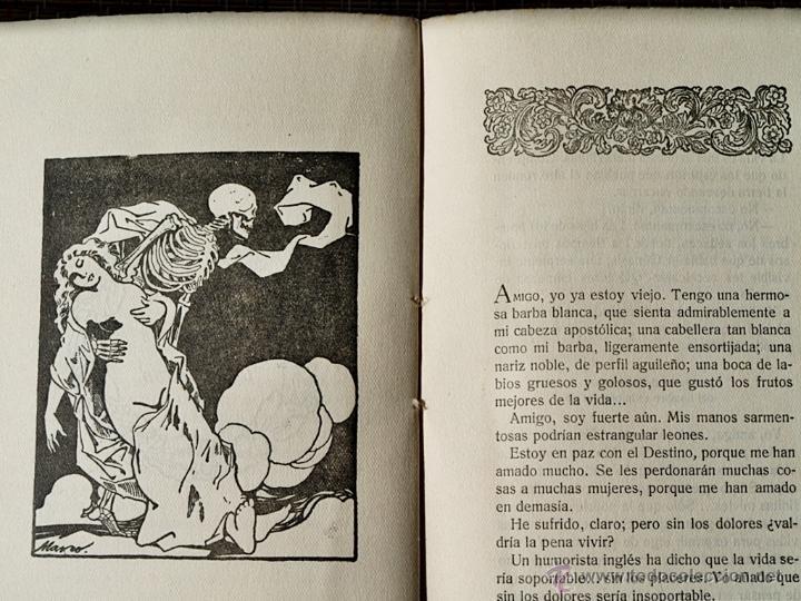 Libros antiguos: OBRAS COMPLETAS DE AMADO NERVO XIV - El diamante de la inquietud - Biblioteca Nueva 1927 - Foto 5 - 48060212