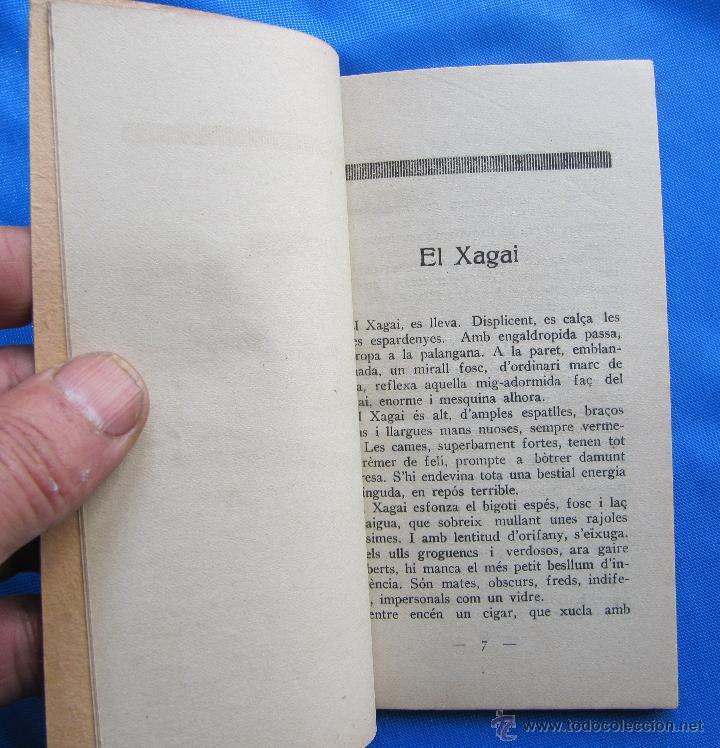 Libros antiguos: ELS CONTISTES CATALANS. CRISTOFOR DE DOMENEC. EL XAGAI, LA DISCRETA... ANY 1, Nº 10. 3 DE MAIG, 1924 - Foto 3 - 48126691