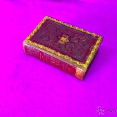 Libros antiguos: OFICIO COMPLETO DE LA SEMANA SANTA, S. DE PASCUA, JOSE LEGLISA Y PINEDO 1847. Lote 48142790