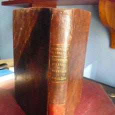 Libros antiguos: 1851 HISTORIA ORGANICA DE LAS ARMAS DE INFANTERIA Y CABALLERIA CONDE DE CLONARD TOMO I. Lote 48157556