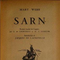 Libros antiguos: WEBB, MARY / SARN . Lote 48203494