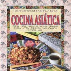 Livros antigos: COCINA ASIATICA, ED SUSAETA. Lote 48273715