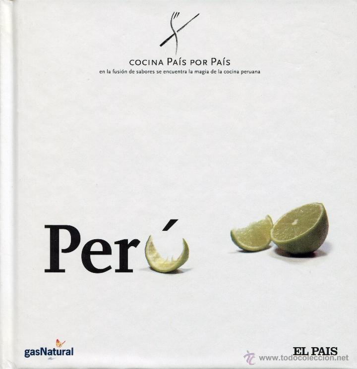 perú. cocina pais por pais - Comprar Libros antiguos de cocina y ...