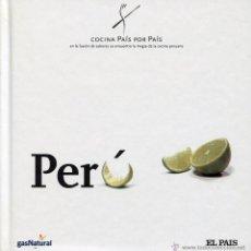 Libros antiguos: PERÚ. COCINA PAIS POR PAIS. Lote 48275460