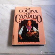 Libros antiguos: LIBRO LA COCINA DE CÁNDIDO. Lote 48338703