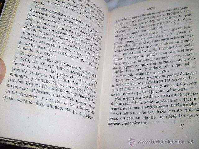Libros antiguos: NOVELAS DE KOCK 1843 - Foto 12 - 27533057