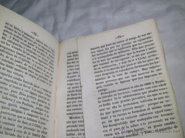 Libros antiguos: NOVELAS DE KOCK 1843 - Foto 14 - 27533057